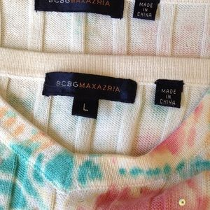 BCBGMaxAzria Tops - The Original BCBG Sweater Set